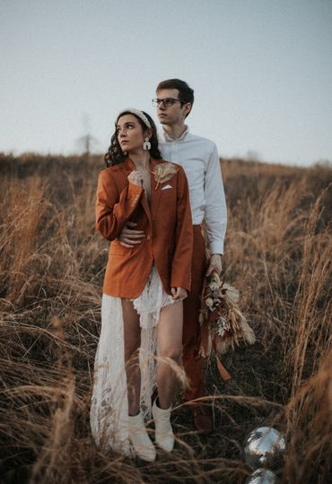 Retro Styled Shoot