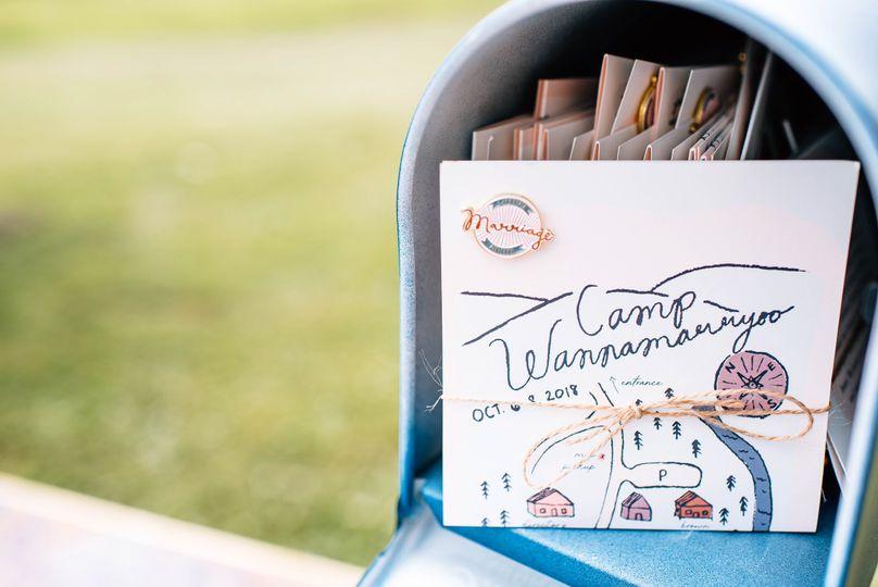 In the mailbox | Lauren Allmond Photography
