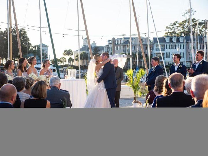 Ceremony on the Promenade