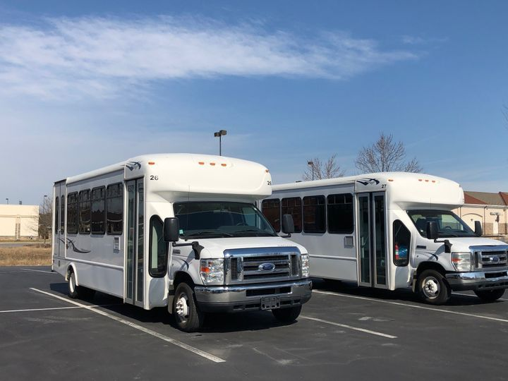 ADA accessible vehicles