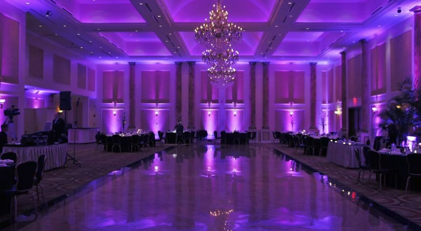Palazzo Ballroom at The Merion