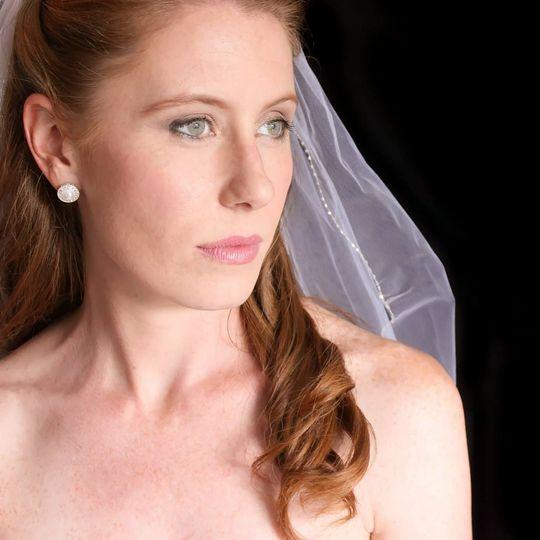 Bridal Portrait: Lauren Brame Photo Courtesy of ArtbyAsh Photography