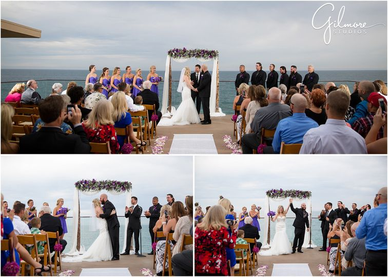 blog29 ocean front beach wedding gilmore studios w