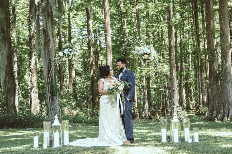 Forest weddings