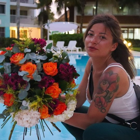Dominican Republic bouquet