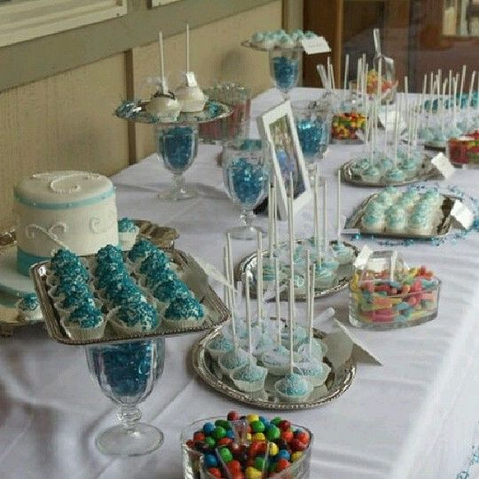 Lots of sweets