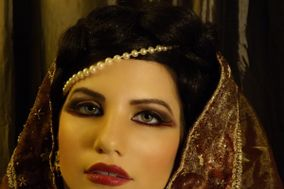 Hair Stylist and Makeup Artist Nadia Wasim