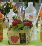 berry basket, farmers market, wood berry basket,vintage basket
