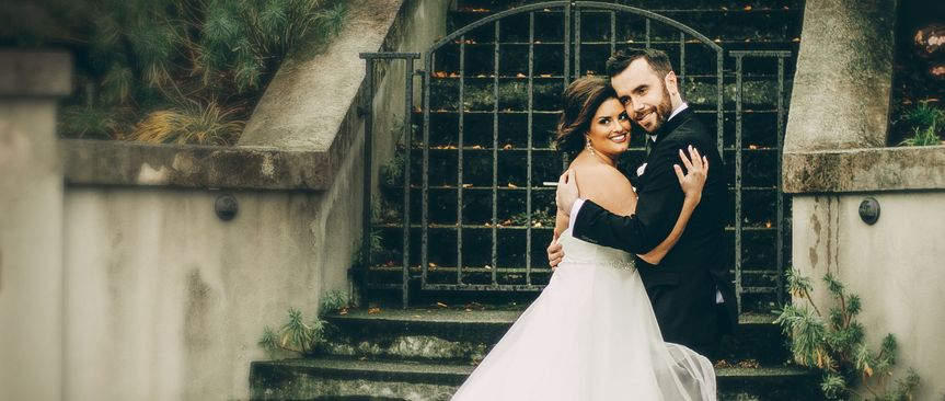 Stephanie and Ty were married at the Fairmont Olympic in Seattle, WA