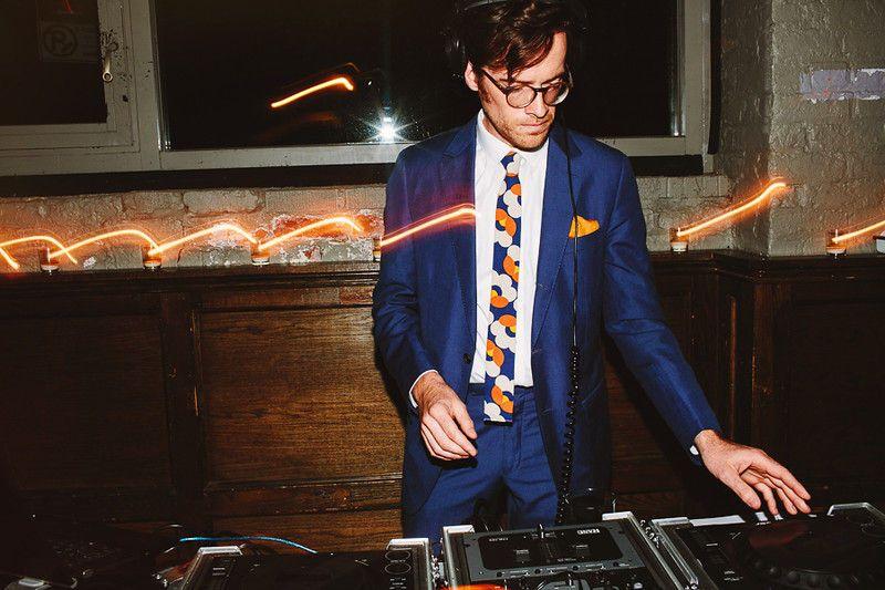 DJ James Mulry