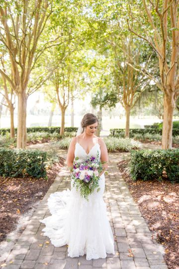 The bride - Matt Whytsell Photography