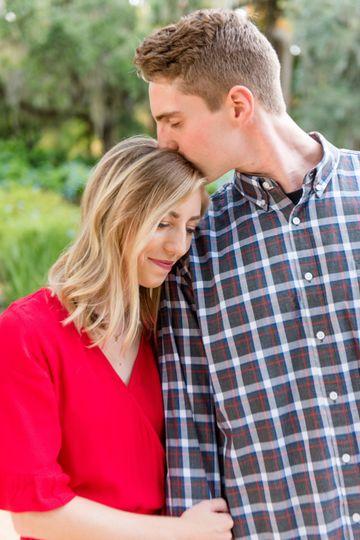 Portrait of the happy couple - Matt Whytsell Photography