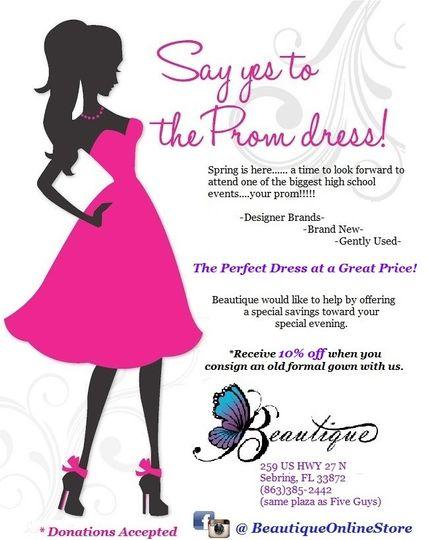 Beautique - Dress & Attire - Sebring, FL - WeddingWire