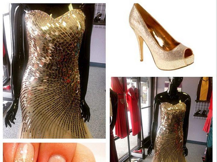 Tmx 1434044418441 Prom Sebring wedding dress