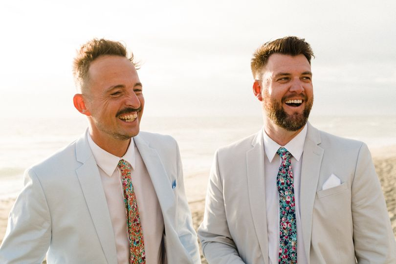 J&L San Diego Wedding