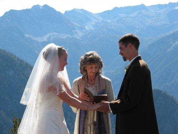 Ceremony at Wallowa Lake OR