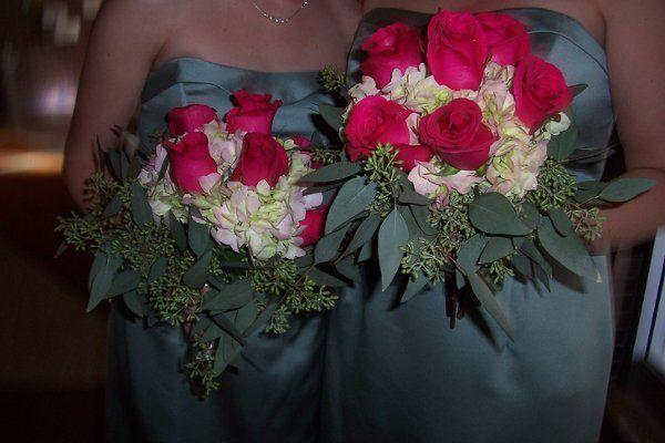 Pink tone bouquet