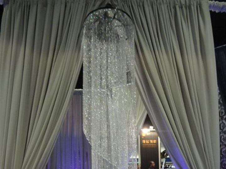 Tmx 1328675845531 8ftSpiralChandelier Dania wedding rental