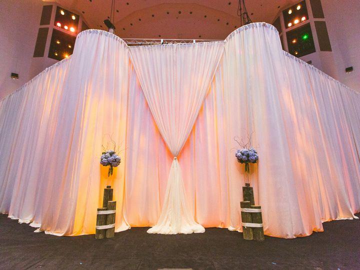 Tmx 1468004789274 Ivory Poly Wedding Ceremony Dania wedding rental