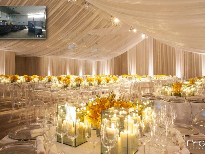 Tmx 1468004834508 White Sheer Drape 30 Dania wedding rental