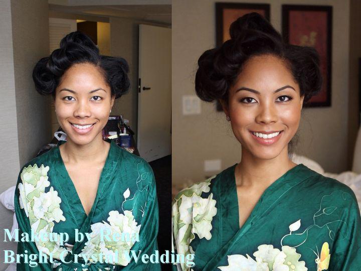 Tmx 1456175626475 Brightcrystalwedding2 Torrance, CA wedding beauty