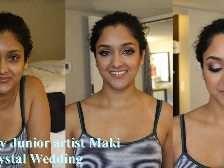 Tmx 1456175635342 Brightcrystalweddingmaki Torrance, CA wedding beauty