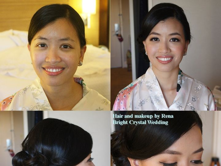 Tmx 1456175681201 Brightcrystalwedding Torrance, CA wedding beauty