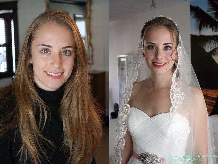 Tmx 1456175846281 Brightcrystalwedding2 Torrance, CA wedding beauty