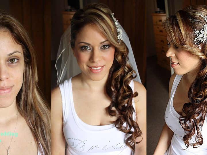Tmx 1456175947444 Brightcrystalwedding Torrance, CA wedding beauty