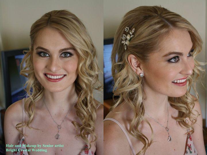 Tmx 1456176258607 Brightcrystalwedding 2 Torrance, CA wedding beauty