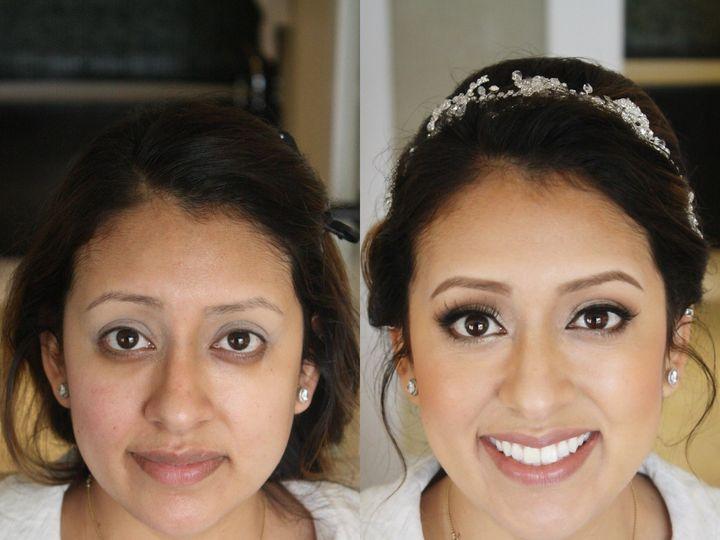 Tmx 1456176825202 Brightcrystalwedding Torrance, CA wedding beauty