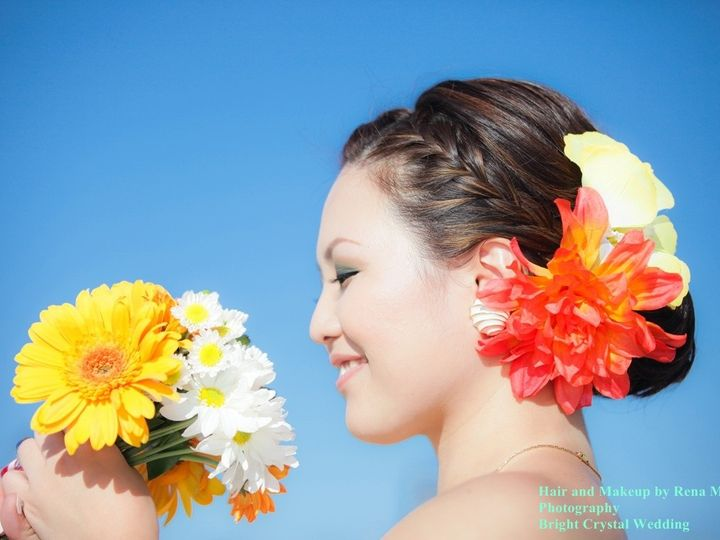 Tmx 1456177391738 Brightcrystalwedding 10 Torrance, CA wedding beauty