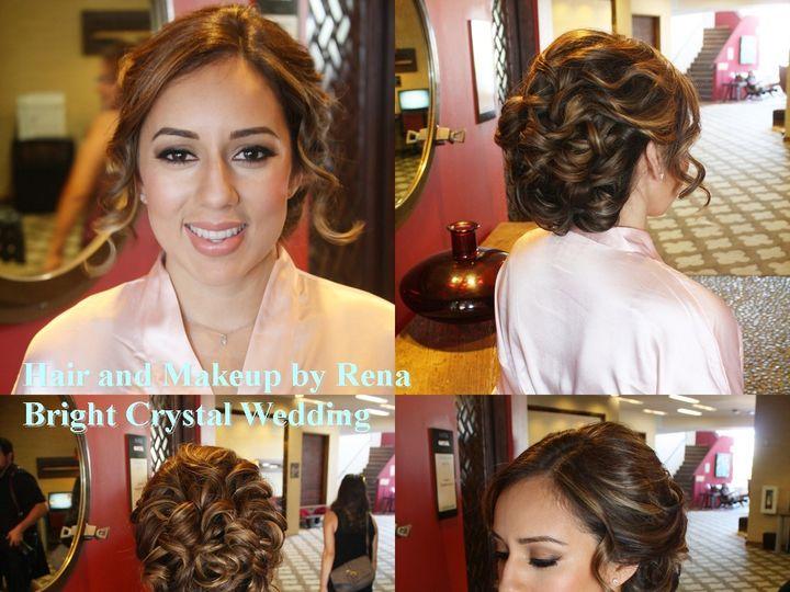 Tmx 1461458823466 Brightcrystalwedding2 Torrance, CA wedding beauty