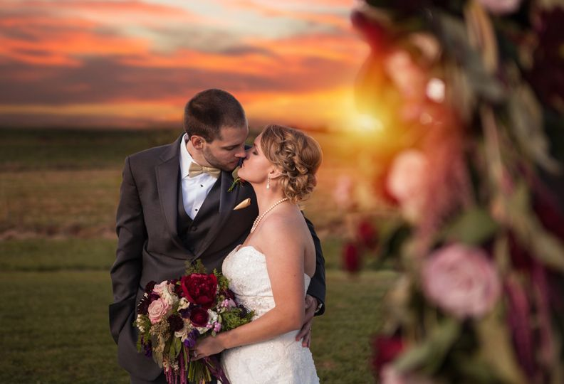 virginia bride sunset charlottesville 51 910465