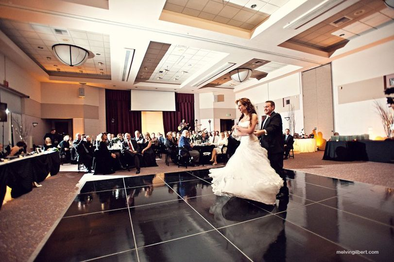 Center weddings