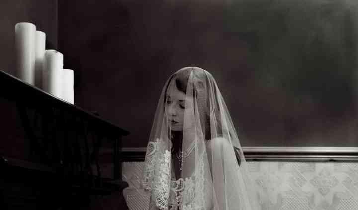 ANN GUISE Silk Wedding Veils