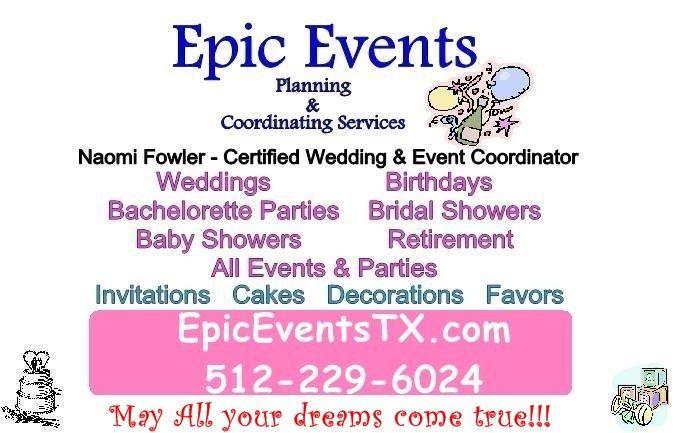 epic event