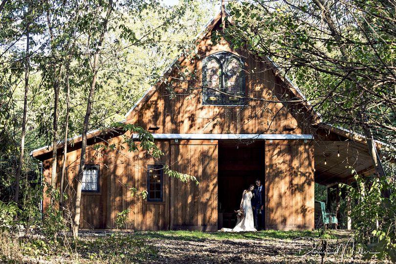 The Grand Little Barn