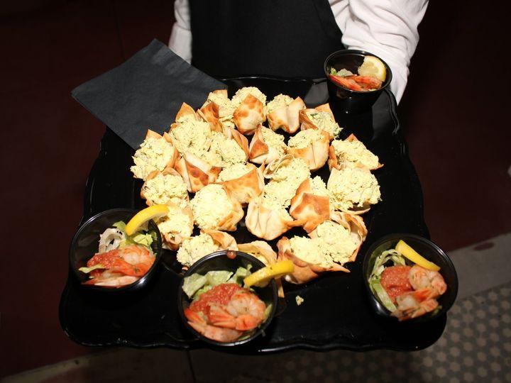 Tmx 1396363182934 Chicken In Wonton Wrapper Cocoa, FL wedding catering