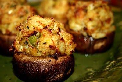 Tmx 1396363189882 Crab Stuffed Mushroom Cocoa, FL wedding catering