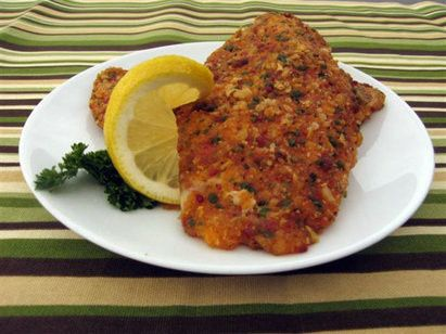 Tmx 1396363218276 Tilapia With Tortilla Lime And Cilantr Cocoa, FL wedding catering