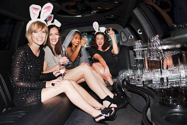 Bunny Girls night out