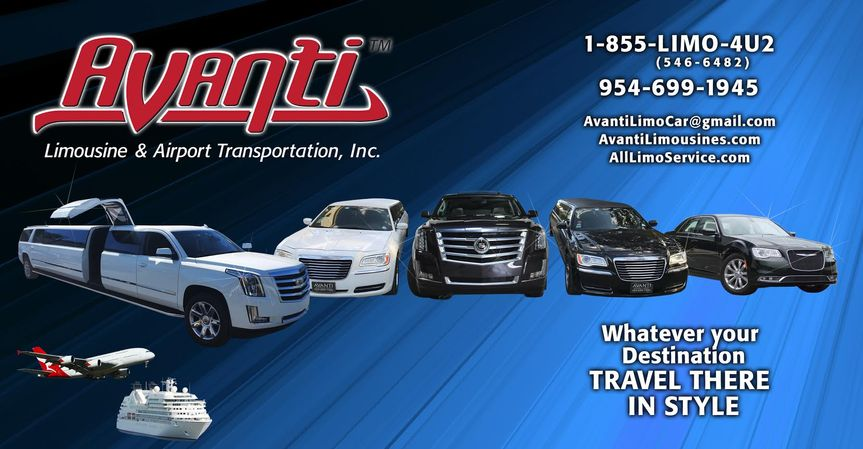 Book your limo today