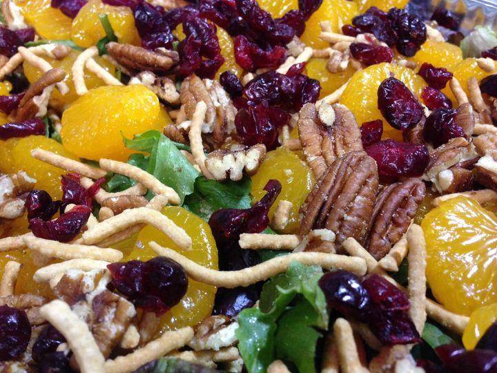 Tmx 1461862704974 Salad Mandrin Orange Lynchburg, VA wedding catering
