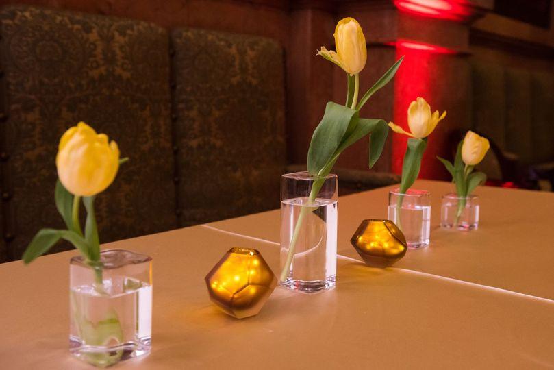 CBD Floral Arrangements