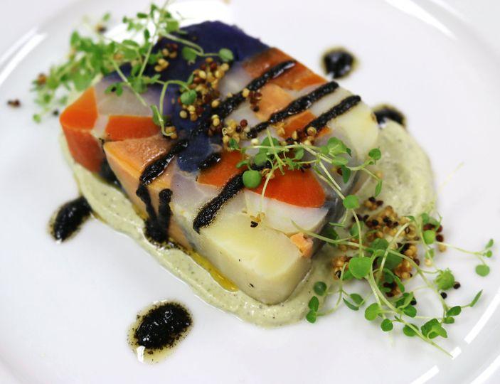Vegan dishes