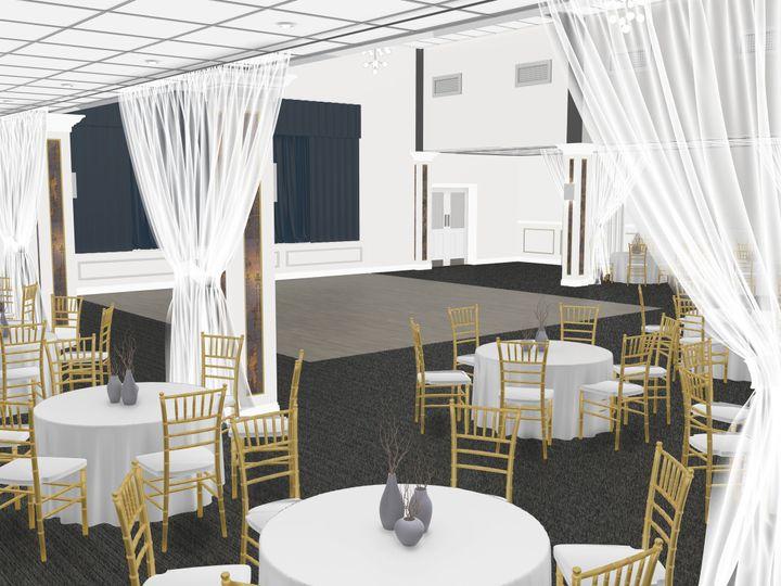 Tmx Ballroom 3 1 51 992465 161832351021249 Wynnewood, PA wedding venue