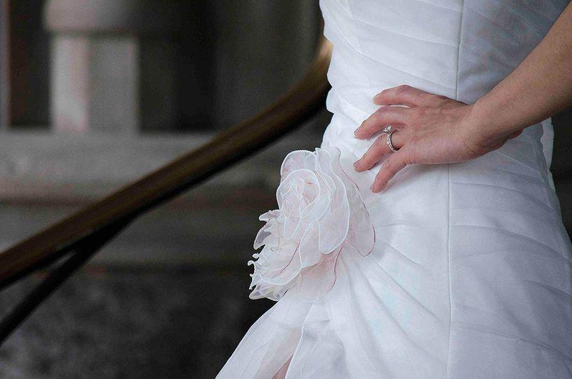 Dress details - Rob Rivera Photography