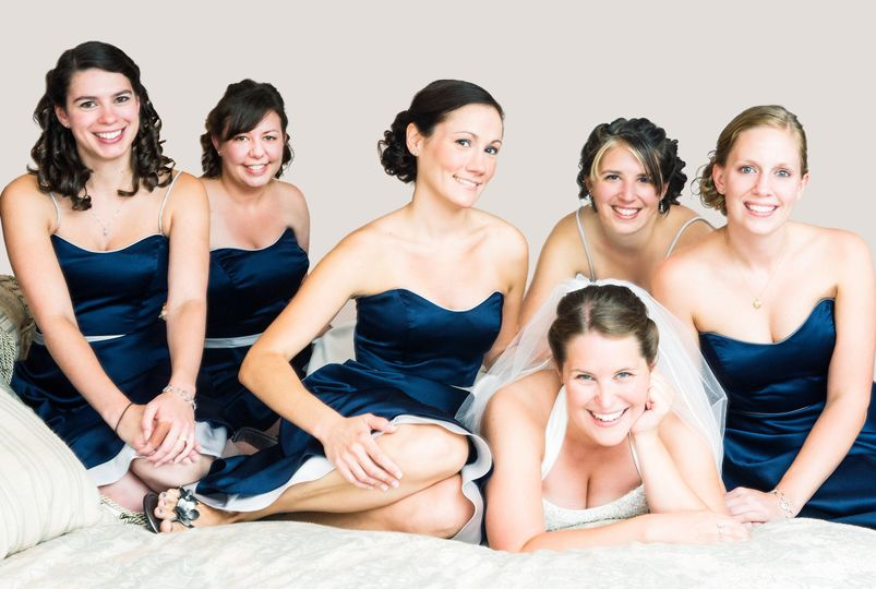 gretchen and bridesmaids retouched