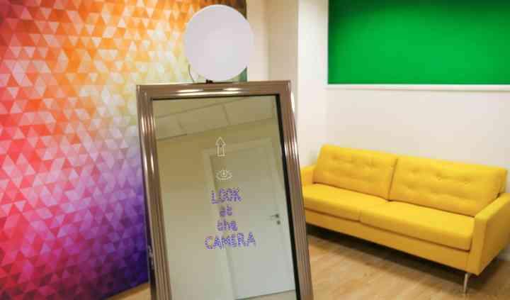 Magic Mirror Photobooth NM LLC.